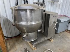 Stainless Jacketed Electric Kettle
