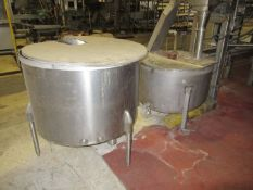 Stainless Collection Tanks