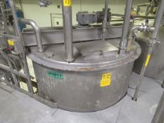 Stainless Mix Tank