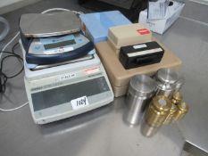 Gram Scales & Weights