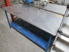 Stainless Table