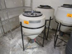 Hydroponic Inductor Brewing Tanks