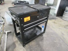 Two Drawers Tool Cart