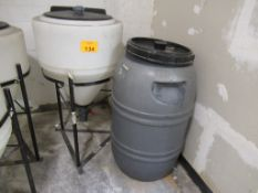 Hydroponic Inductor Brewing Tank
