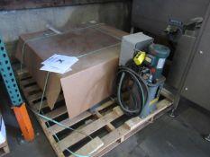 Pallet Lift Table
