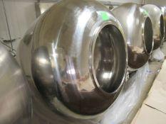 Stainless Coating Pan