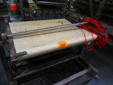 Sanitary Dough Conveyor