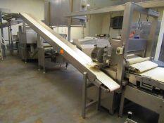 Dough Scrap Collection Unit