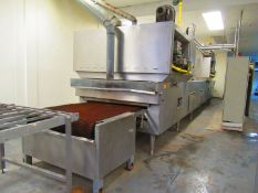 2 -Zone Tunnel Oven