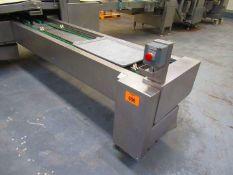 Tray Loading Conveyor