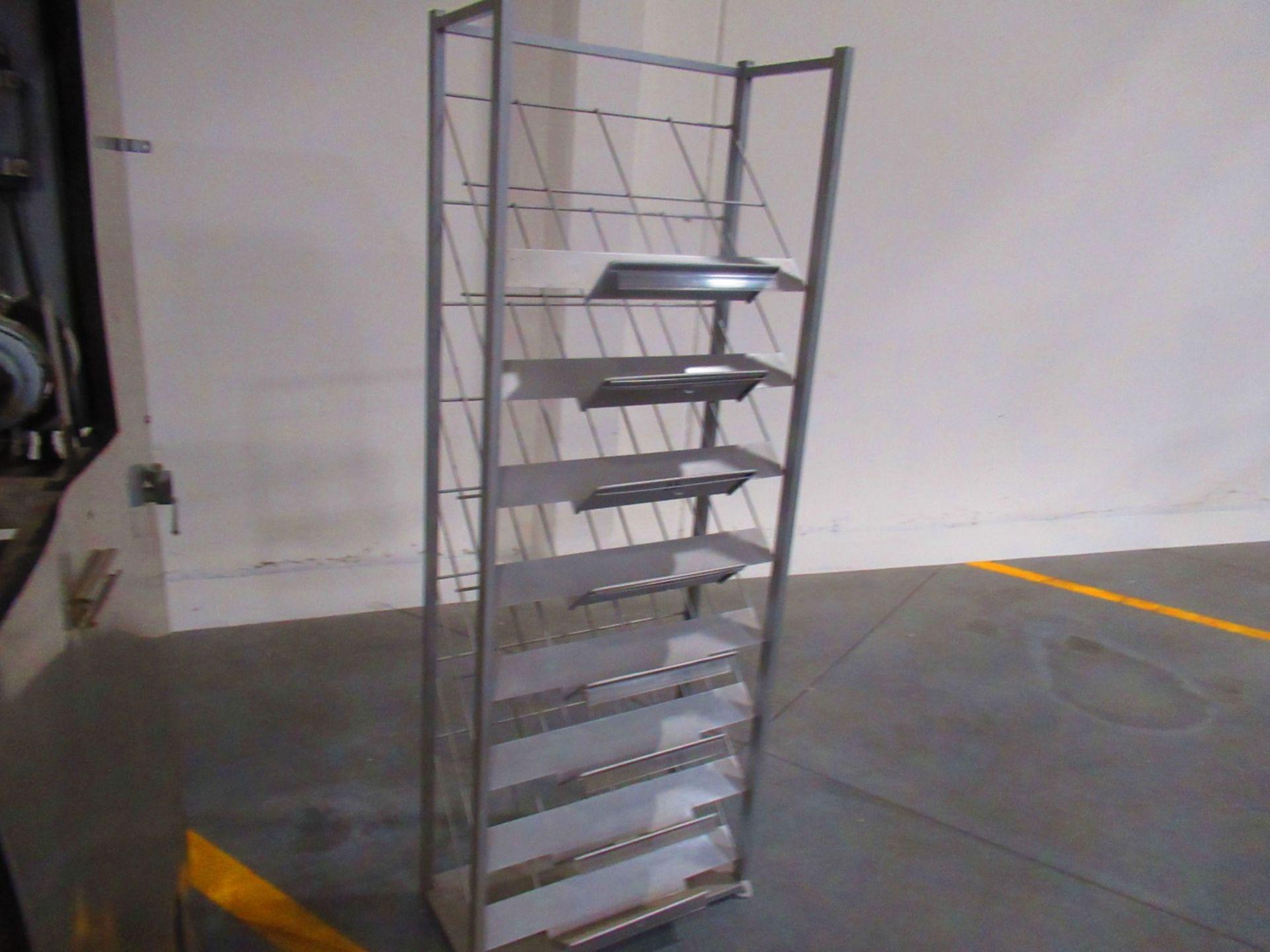 Display rack - Image 2 of 2