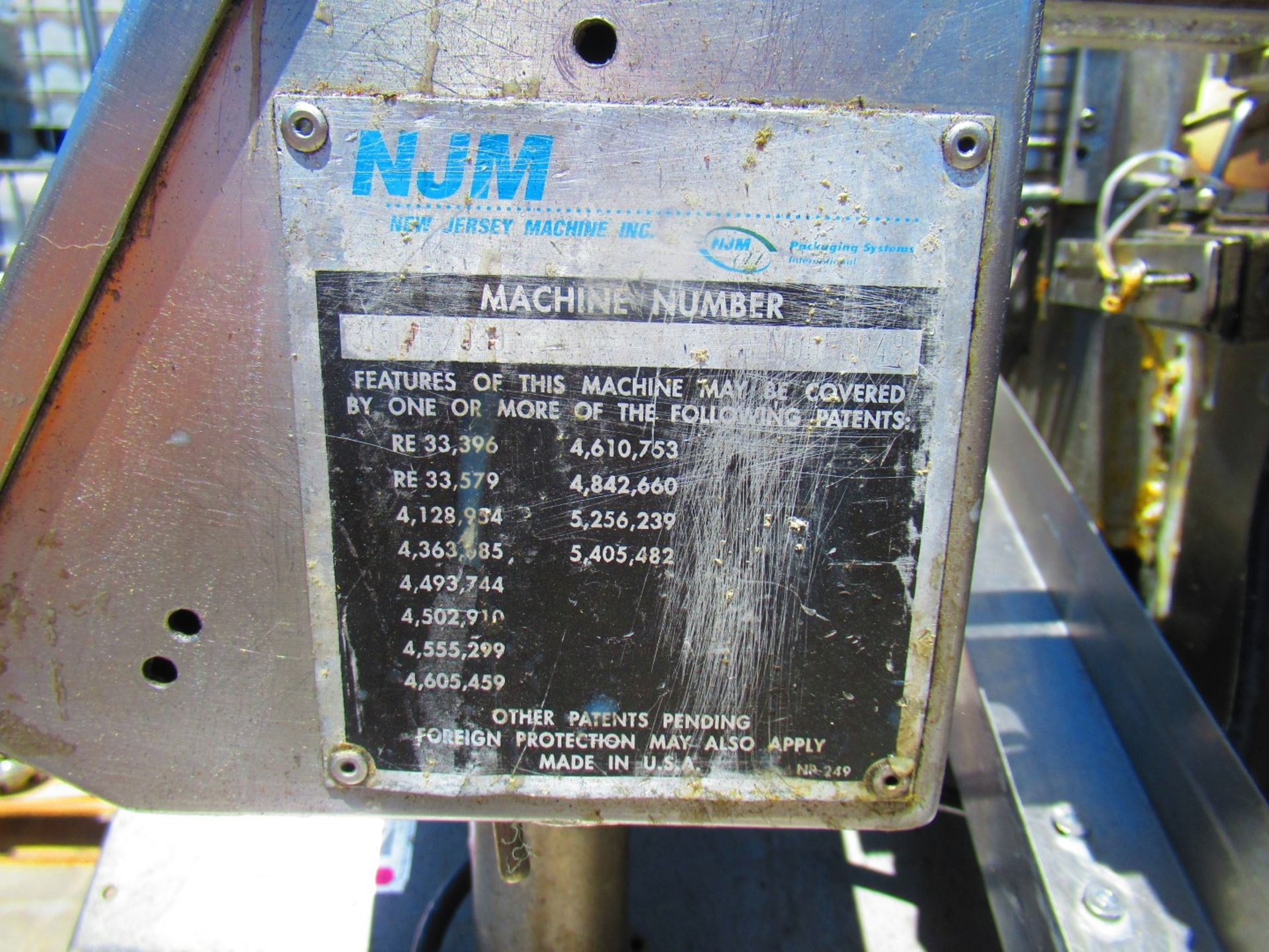 Labelling Machine - Image 8 of 9