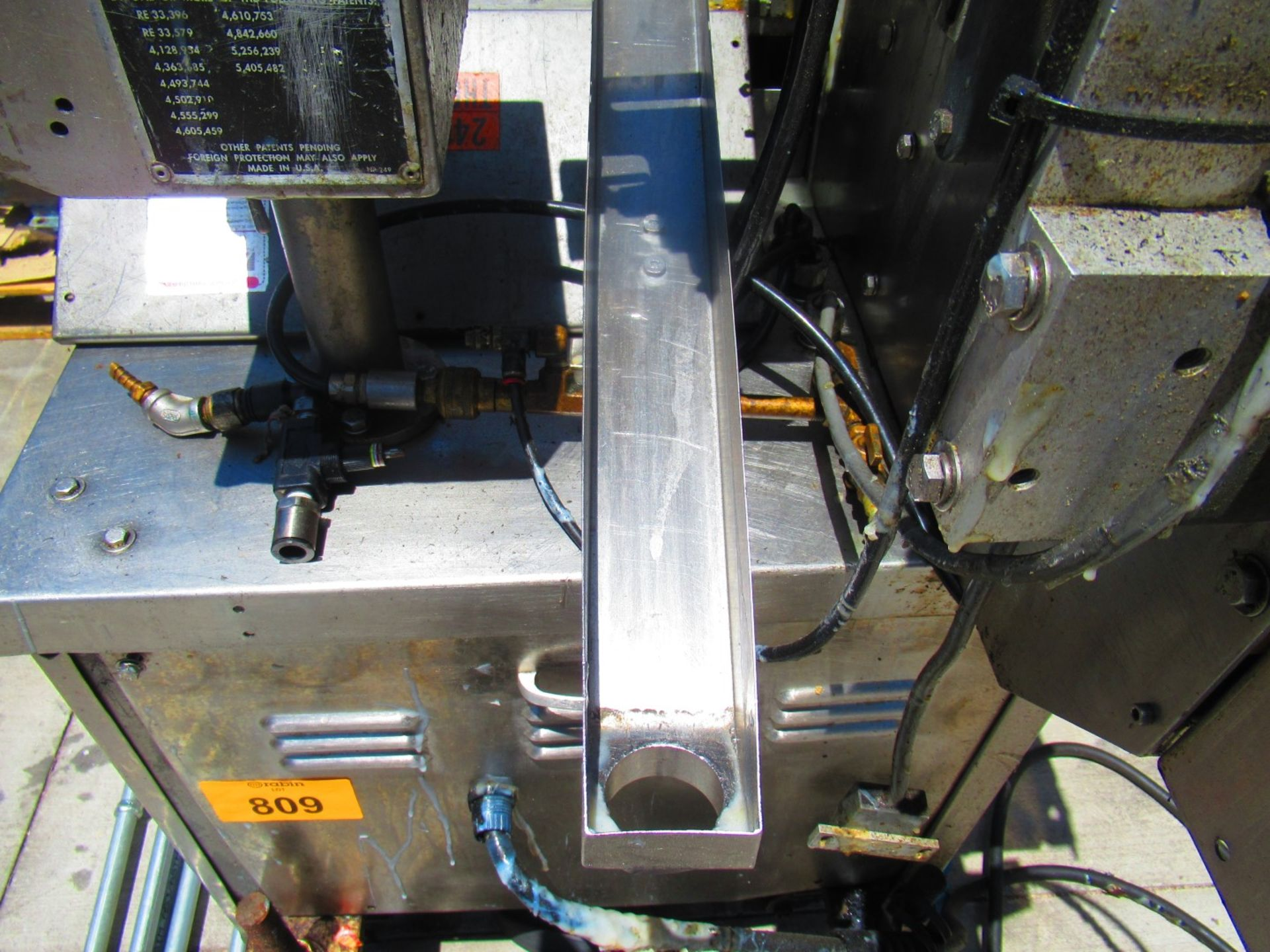 Labelling Machine - Image 6 of 9