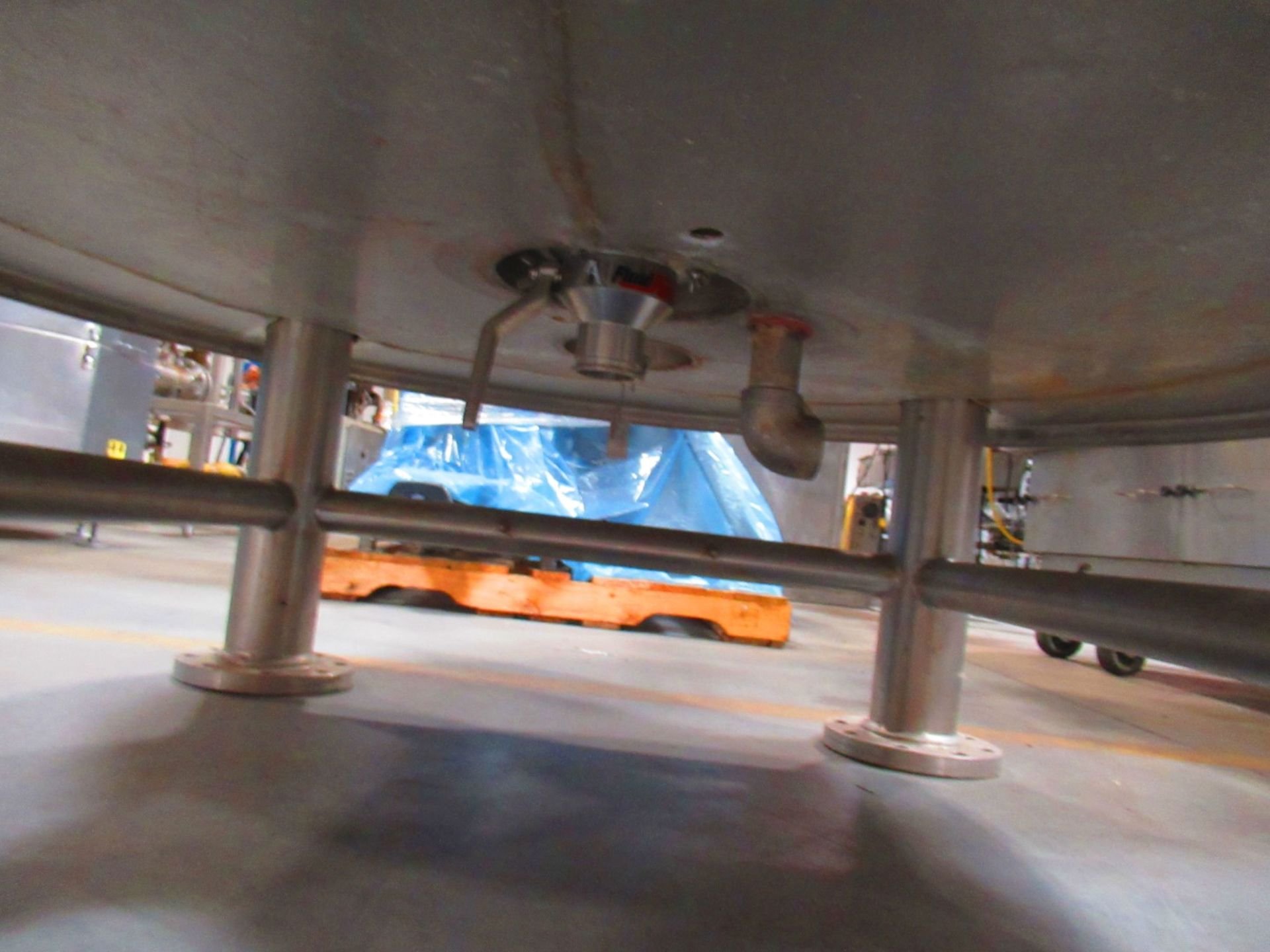 Jacketed Mix Tank - Image 7 of 7