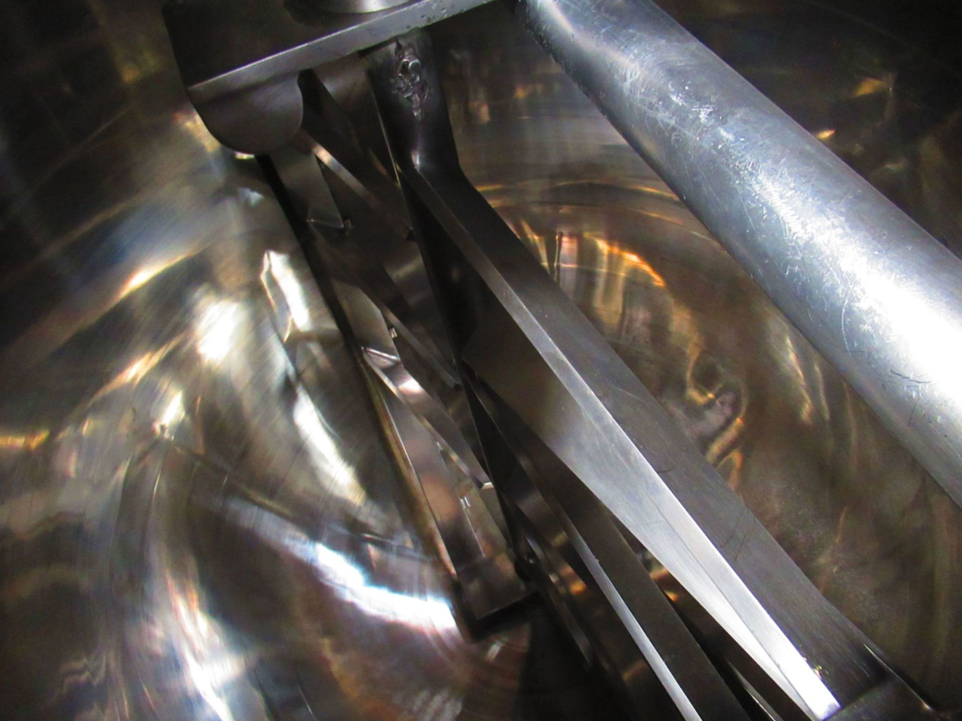 Jacketed Mix Tank - Image 4 of 7