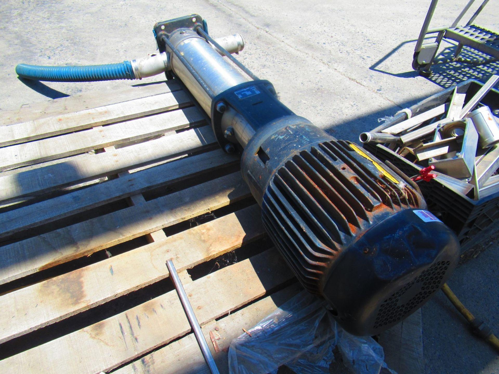 Vertical Pump - Image 2 of 3