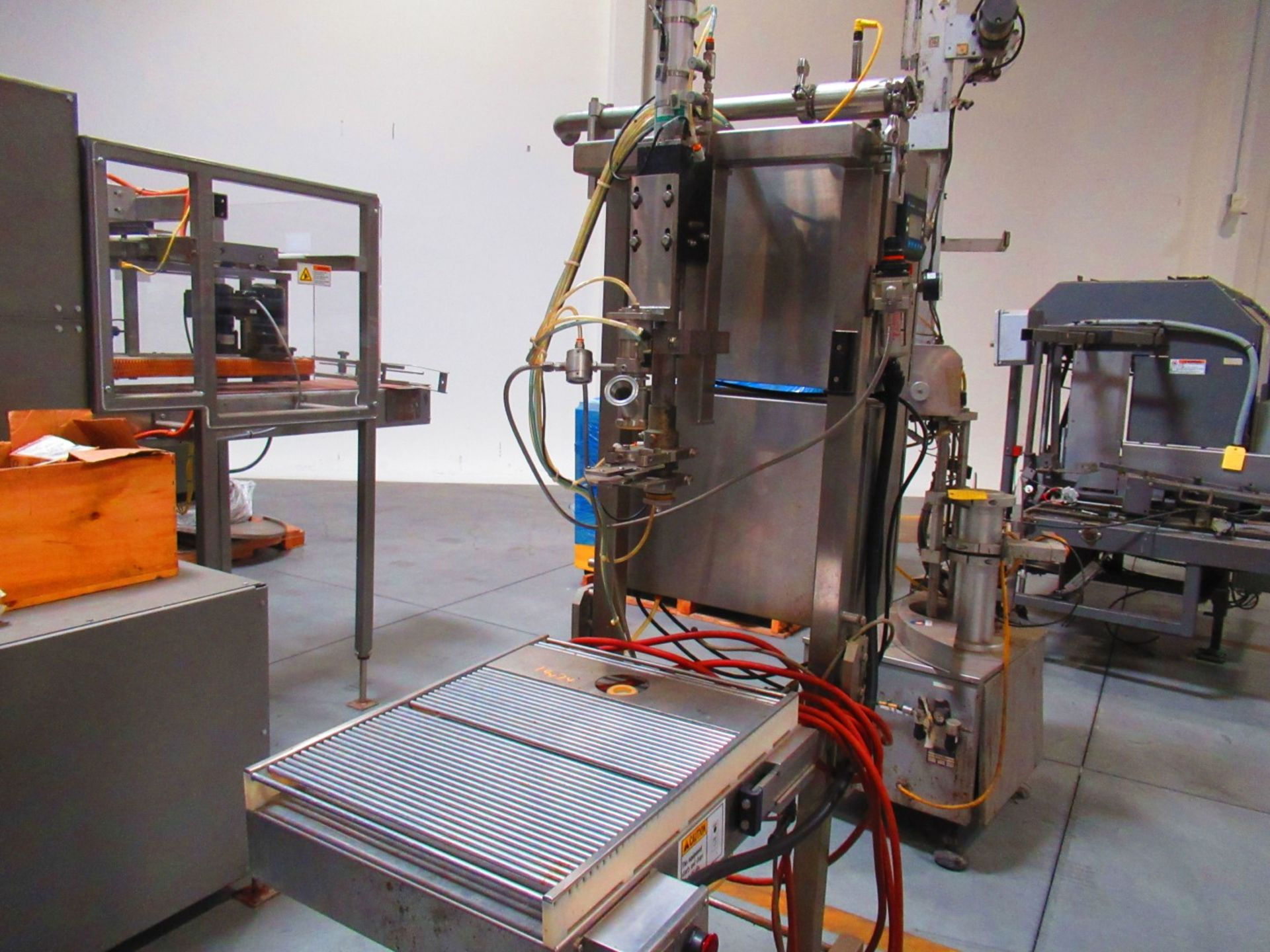 Aseptic Bag -In-Box /Pouch Filler - Image 3 of 6
