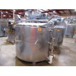 Jacketed Mix Tank