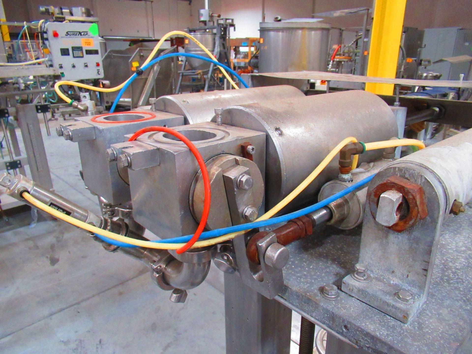 2 Heads Piston Filler - Image 4 of 4