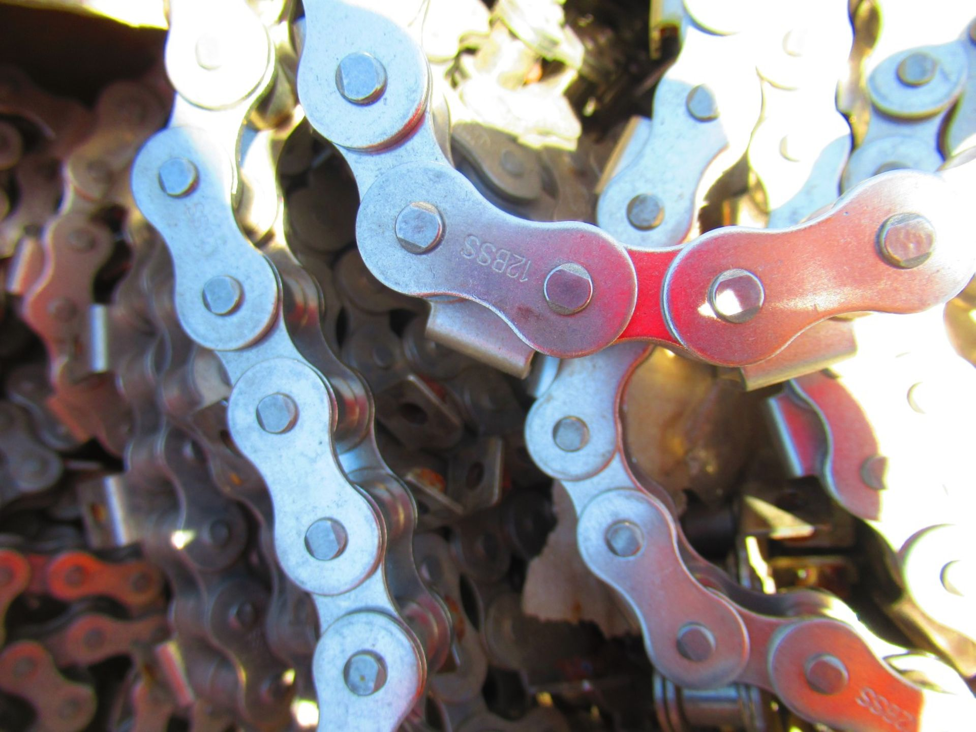 Steel Chain - Image 3 of 3