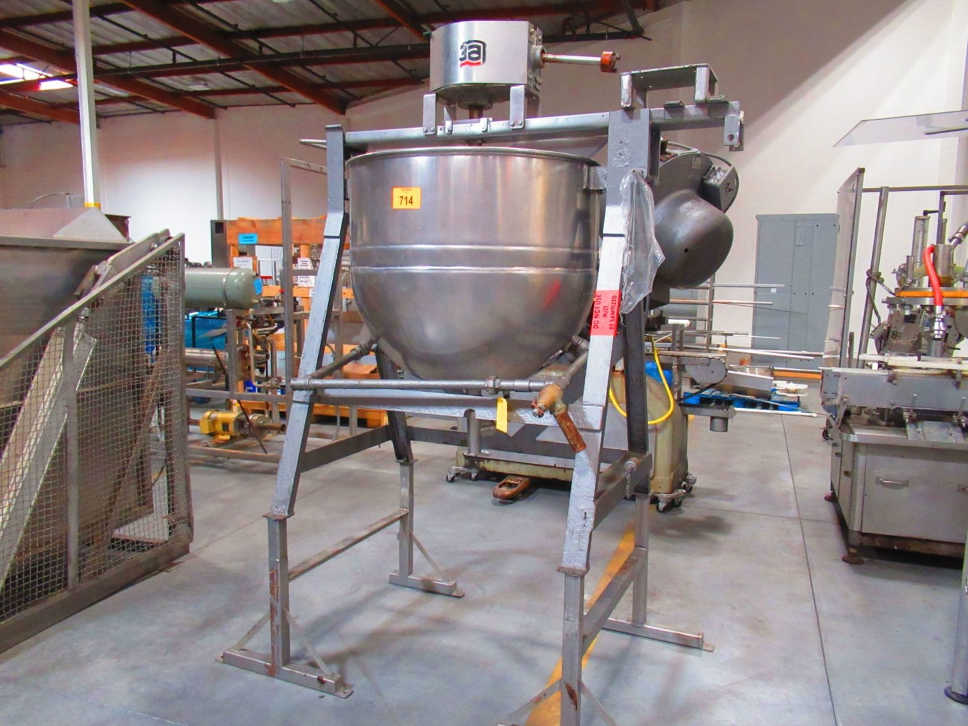 Steam Kettle - Image 2 of 5