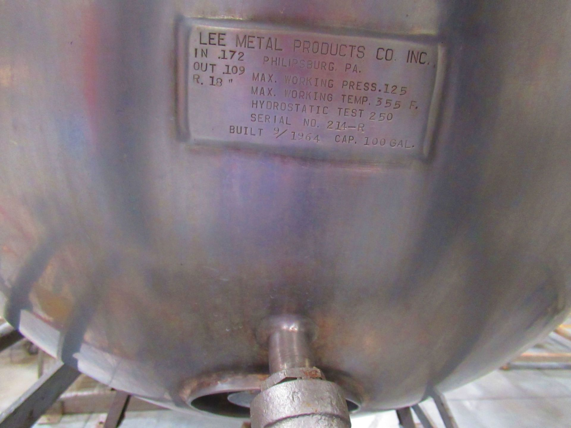 Steam Kettle - Image 4 of 5