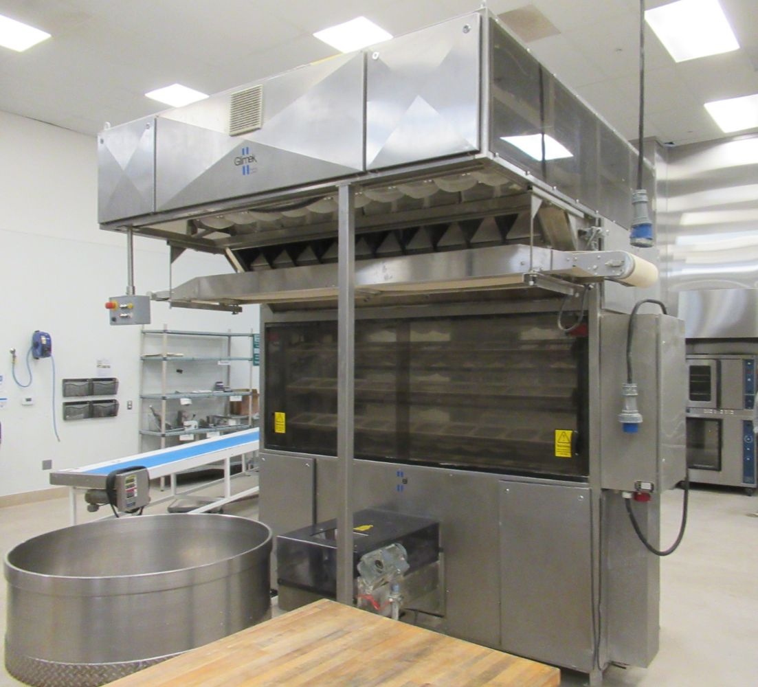 Complete Artisan Bread & Pastry Production Facility