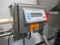 In Line Liquid Metal Detector