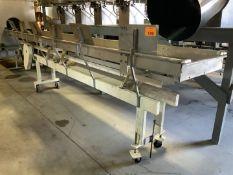 Vibratory Popcorn Transfer Conveyor