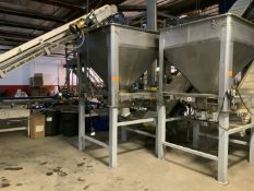 Finish Product Distribution Surge Hopper