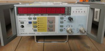 Racal-Dana 1998 Frequency Counter - Missing Power Button