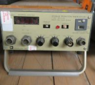 Memory Devices API 1718 Angle Position Indicator - (Damage to buttons as seen in pictures)