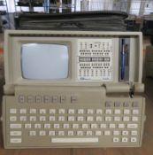 Navtel 9440 Protocol Analyser - Damage to Keyboard