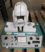 Racal Comprehensive Headset Tester - 21A 200/1