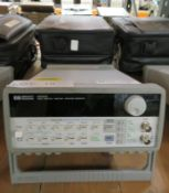 HP 33120A 15MHz Function/Arbitrary Waveform Generator - No Power Cable