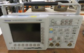 Tektronix TDS 3052 Two Channel Color Digital Phosphor Oscilloscope - 500MHz - 5GS/s