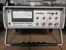 Racal-Dana 9009 Modulation Meter
