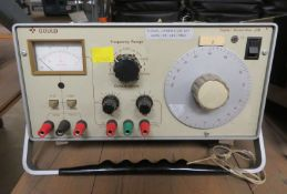 Gould J3B Signal Generator