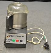 Robot Coupe R 201 XL Ultra Food Processor (as spares)