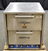 Bakers Pride SCAL Pizza Concept Pizza Oven - 400v