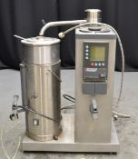 Bravilor Bonamat B 5-HW Bulk Coffee Brewer with Coffee Urn