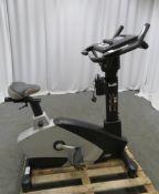 DKN EB 2400i Upright Exercise Bike.