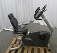 Precor C846 Recumbent Exercise Bike.