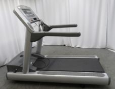 Life Fitness Treadmill. LED Display. Damage To Power Socket.