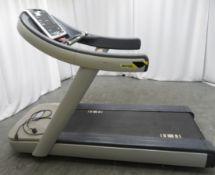 Technogym Run Now 700 Treadmill. LED Display.