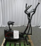 Viavito Setry 2 In 1 Bike + Cross Trainer.