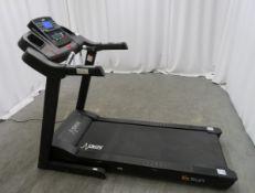 DKN EZ Run Foldable Treadmill.