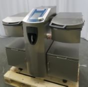 Rational VarioCooking Centre VCC112+. 2019 Model. Ex Demo. Tested and working.