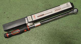 Norbar TT250 torque wrench