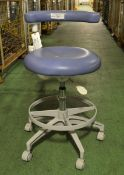 Dentists rotary chair